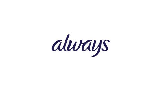 Compre Always e ganhe R$10 em créditos no celular