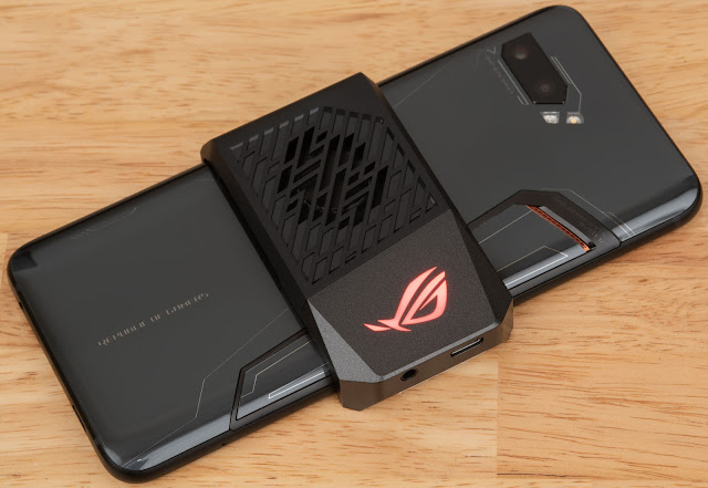 Asus ROG Phone 2 6.59 Inch AMOLED display Gaming Android Phone