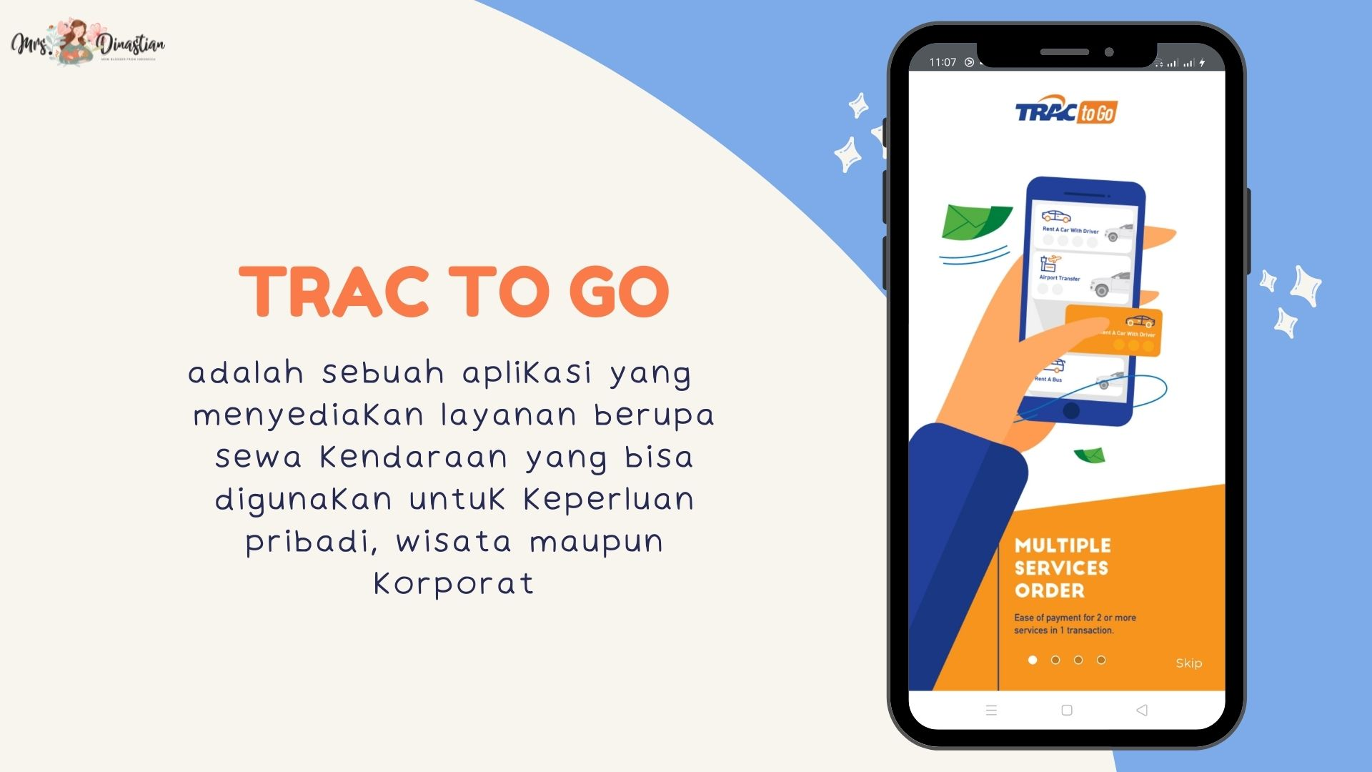TRAC To Go