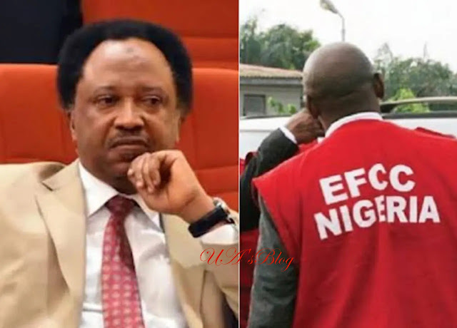 EFCC denies its statement against Shehu Sani in court