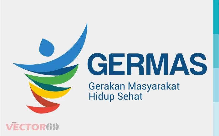 Logo GERMAS (Gerakan Masyarakat Hidup Sehat) - Download Vector File SVG (Scalable Vector Graphics)