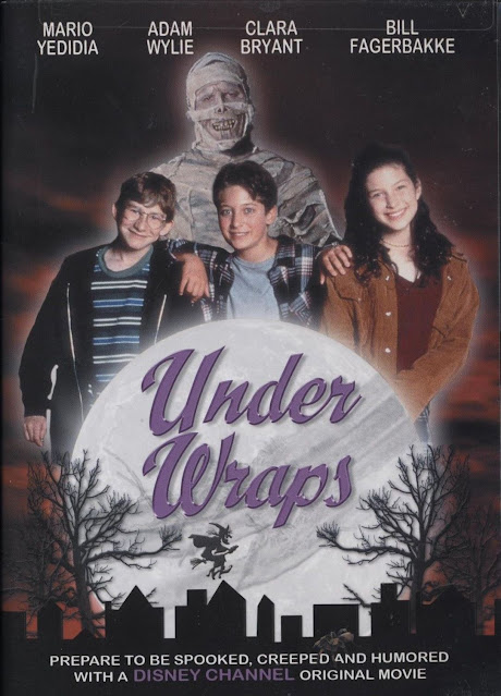 Under Wraps: A Disney Channel Original and a Hallmark Halloween Movie that's not too scary!