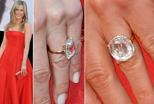 Hatton Jewels Jennifer Aniston S Engagement Ring