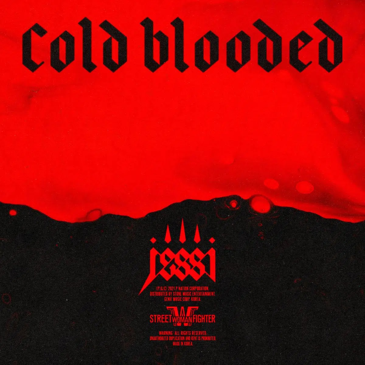 Jessi Will Release Song Titled 'Cold Blooded' For 'Street Woman Fighter'