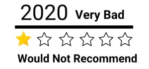 2020 one-star review