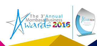 Mombasa business awards 2016