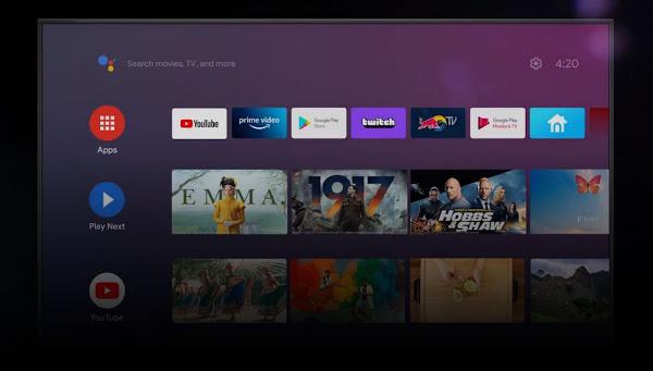 Android TV 12 Beta disponível para ADT-3
