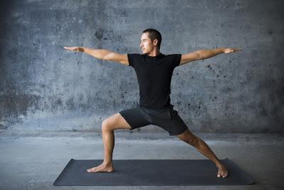 Tư thế chiến binh I (Warrior Yoga pose)