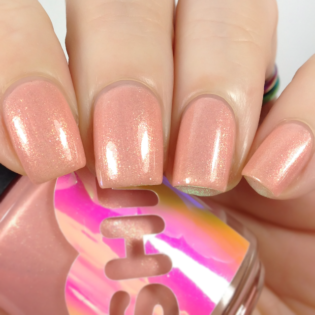 Sweet Heart Polish-Mighty Aphrodite