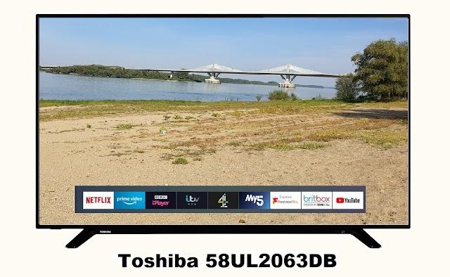 Toshiba 58UL2063DB 58-inch 4k TV