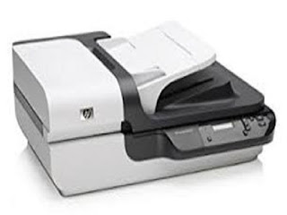 Image HP Scanjet N6310 Printer