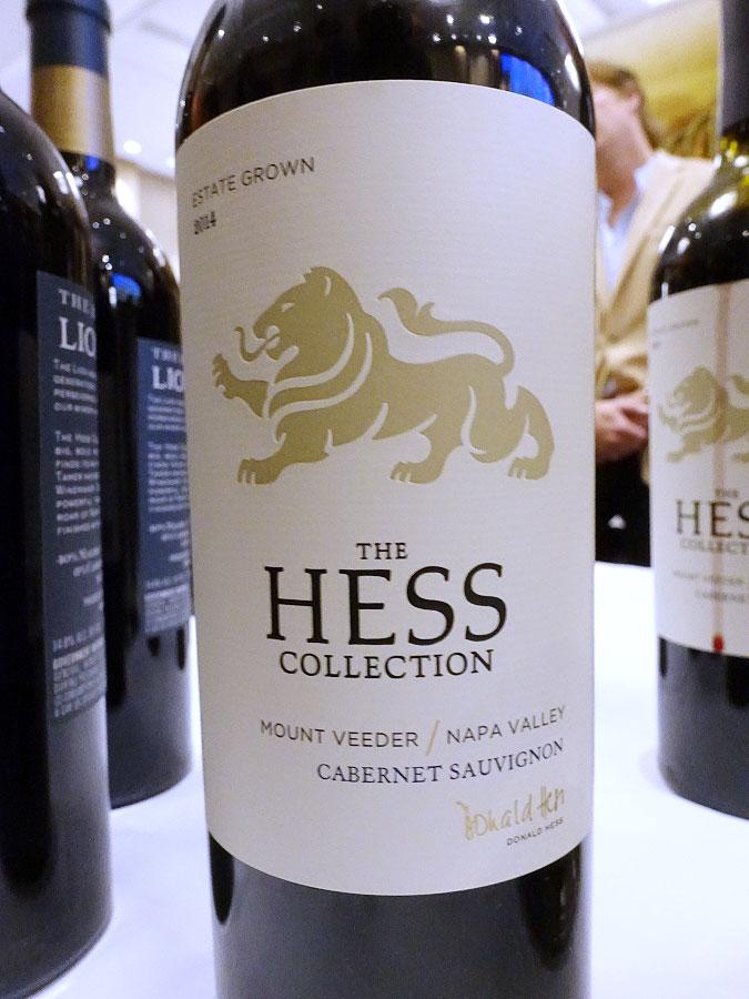 The Hess Collection Cabernet Sauvignon 2014 (92+ pts)