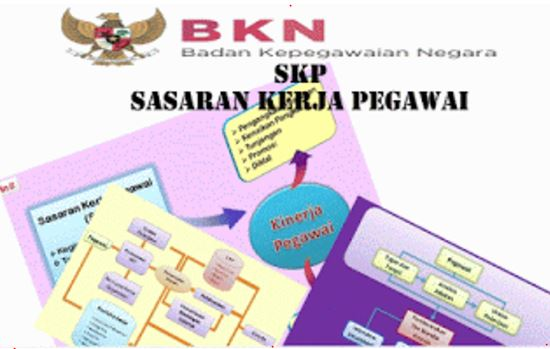 Aplikasi Terupdate 2017 SKP Format Excel Versi BKN