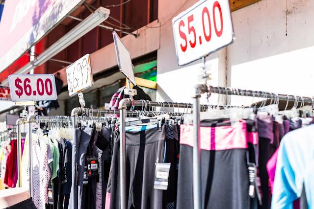 6 Langkah Belanja Murah Saat Ada di Bazar