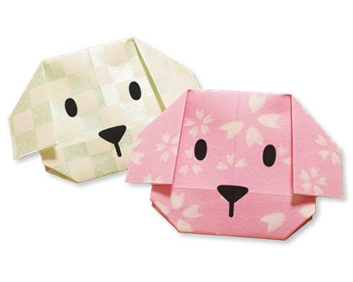 Hướng dẫn cách gấp, xếp cái Ví đựng tiền hình con chó bằng giấy origami