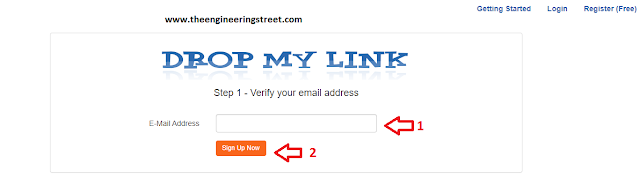 Online Backlink Generator Website - Step By Step Guidance