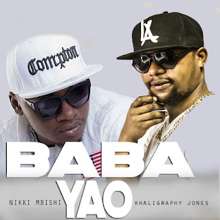 Kaligraph jones Ft. Nikki Mbishi - Baba Yao