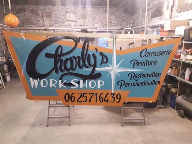 charly workshop