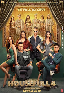 Housefull 4 First Look Poster 13