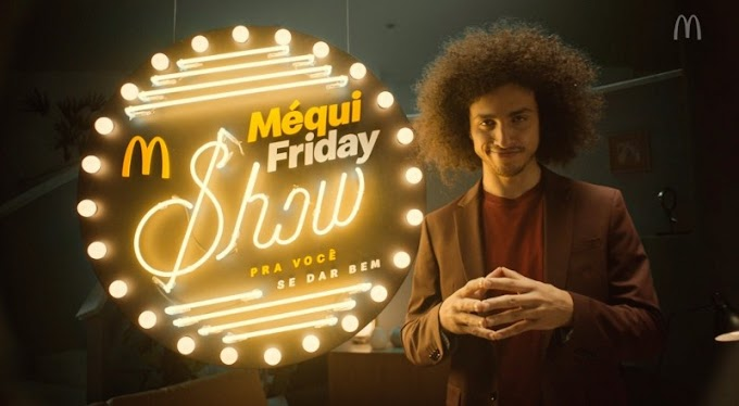 Marcoach está de volta no Méqui Friday Show