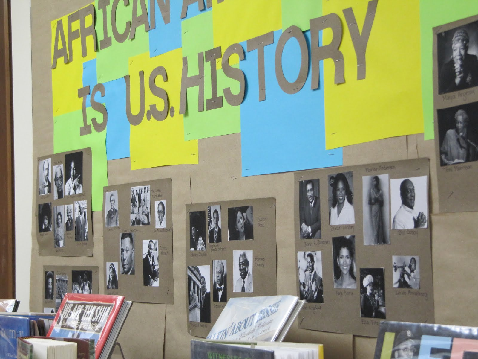 UWM Music Library: Curriculum Library display for African ...