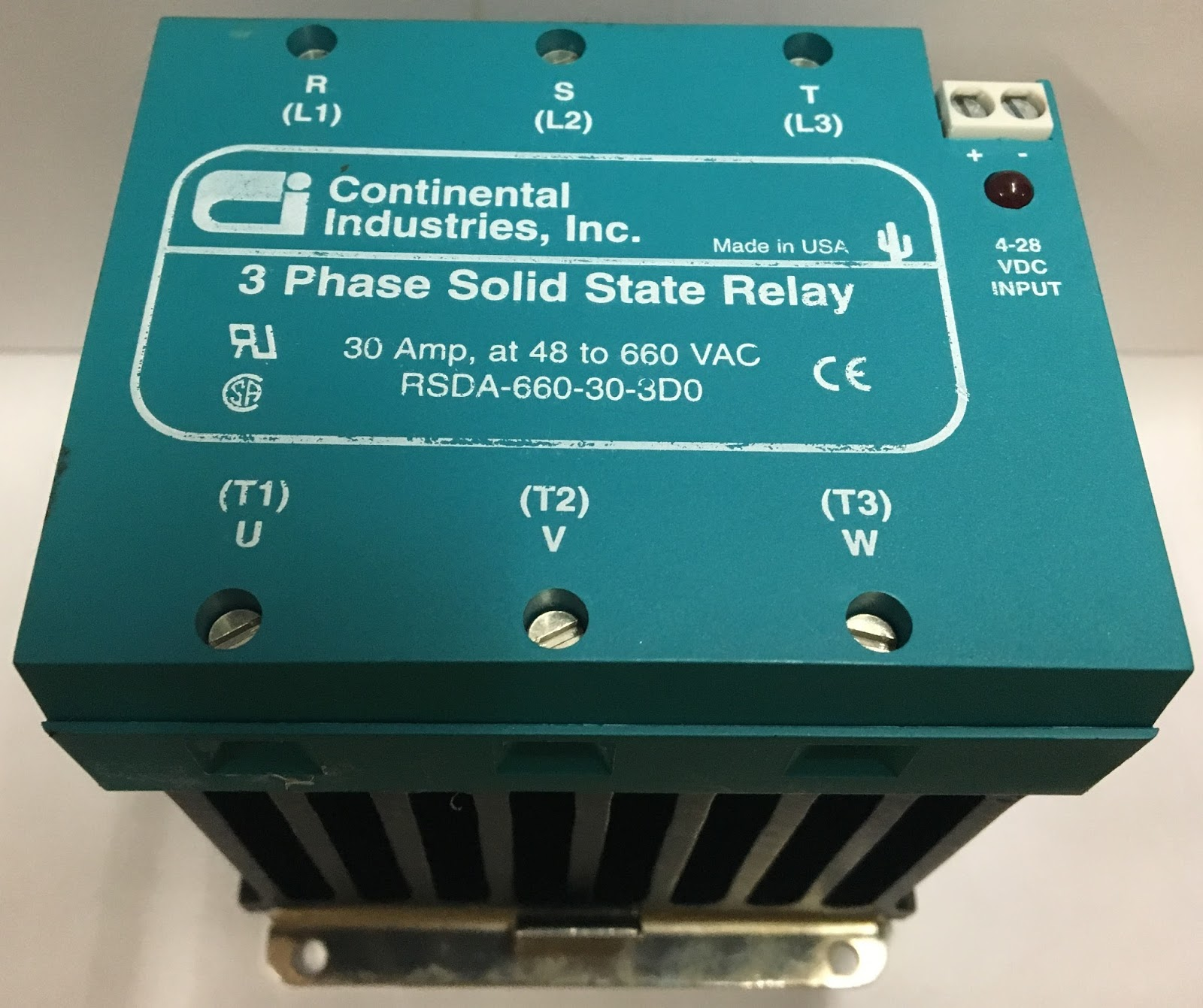 Industrial Electric Switches - Electric relay invented