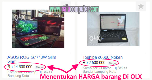 tips menjual barang di olx