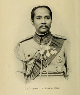 The kingdom of Siam