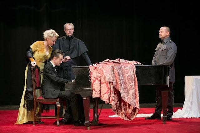 Cseh színházi fesztivált rendeznek a Katona József Színházban