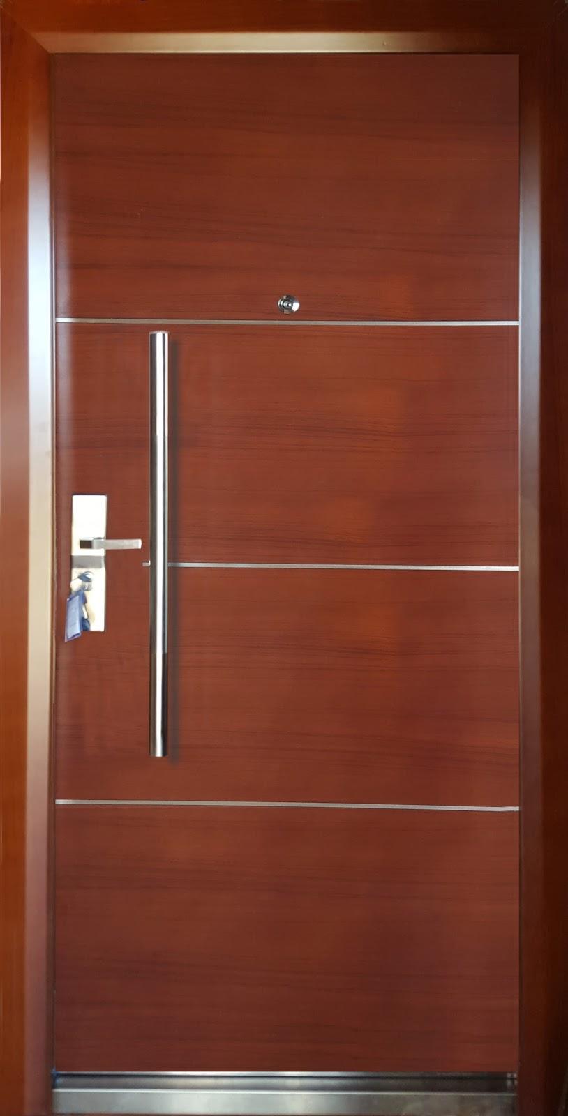 Puertas de seguridad estilo europeo ventanas de aluminio Puertas de seguridad