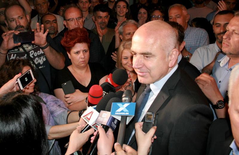 Δήλωση του Περιφερειάρχη Αν. Μακεδονίας και Θράκης Χρήστου Μέτιου