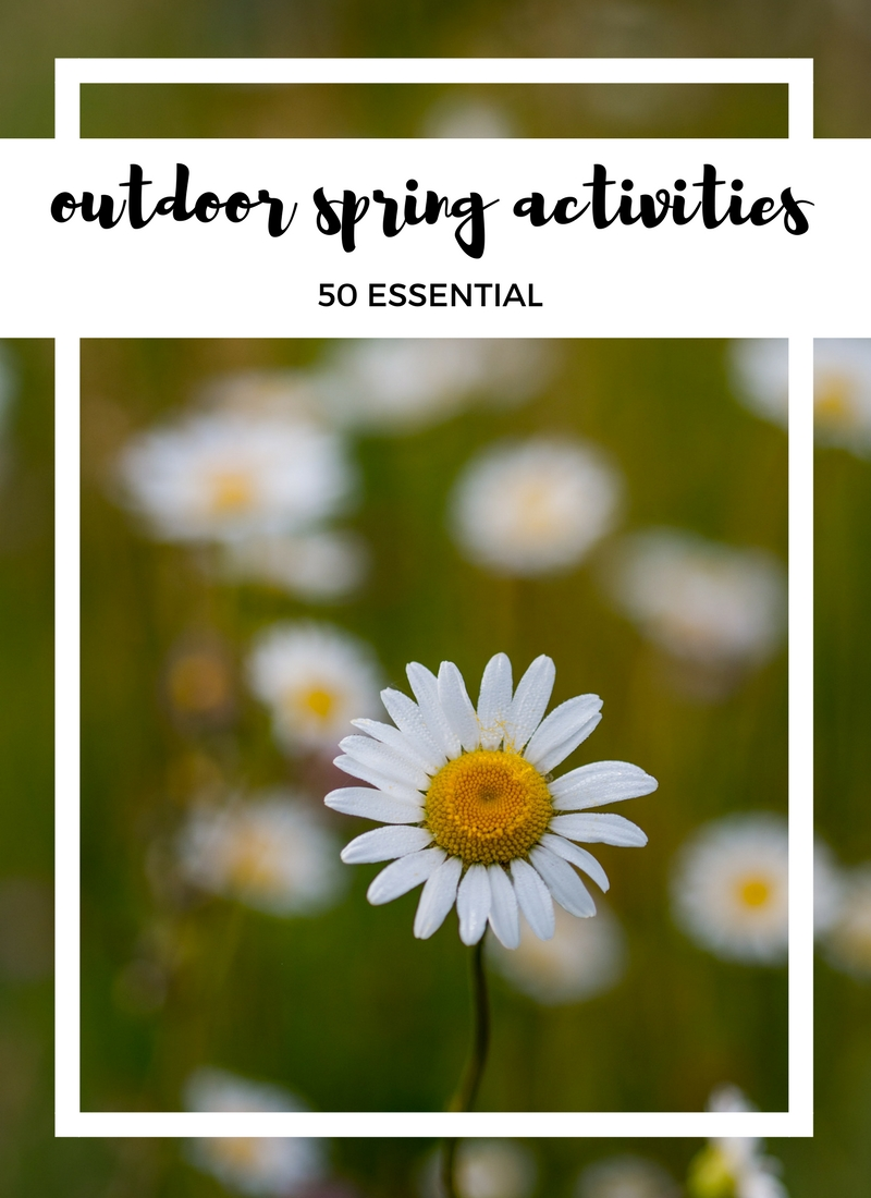 50 Essential Outdoor Spring Activities + GlassesShop.com Sunglasses Review