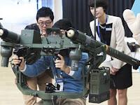 """Chiron, """"Paket"""" Rudal VSHORAD Pada Kanon Oerlikon Skyshield Paskhas TNI AU"""