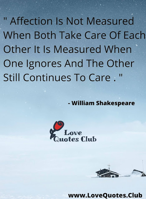 love quotes in shakespeare