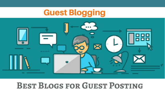 Guest Posts on High Authority Sites