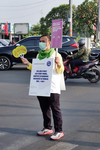 jalan hijau tingkatkan kualitas udara dan mengurangi kemacetan