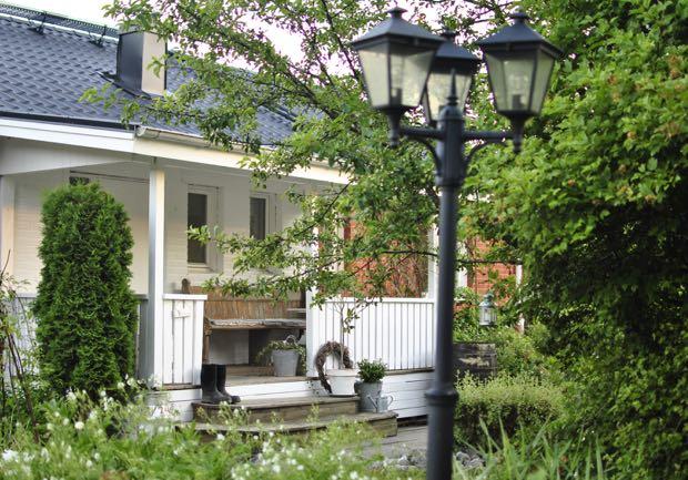måla tegel farstukvist veranda brokvist hannashantverk.blogspot.se