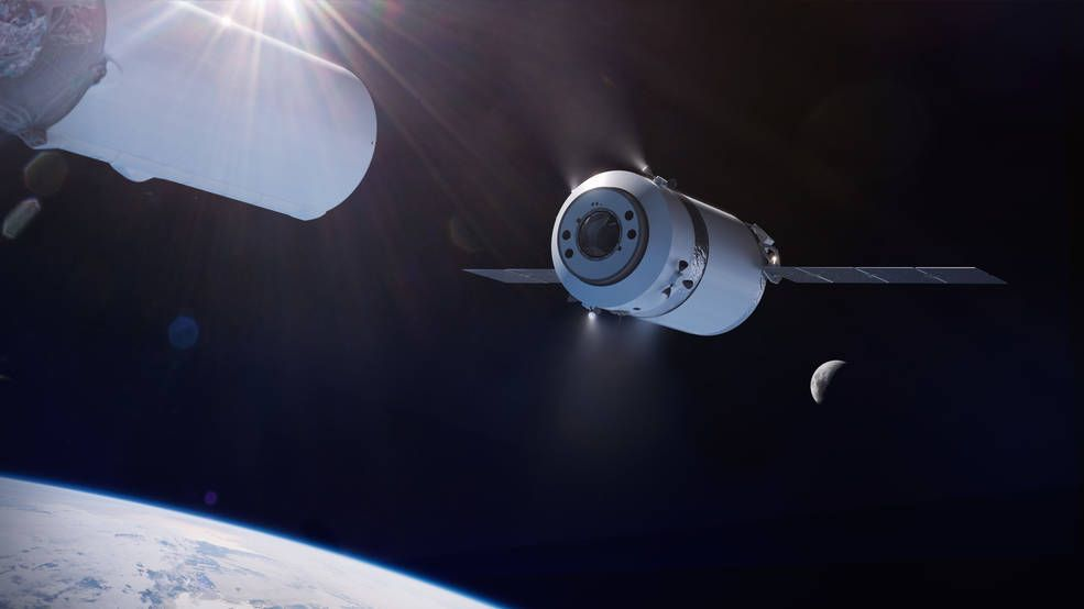 SpaceX Wins NASA Contract To Deliver Cargo To Lunar