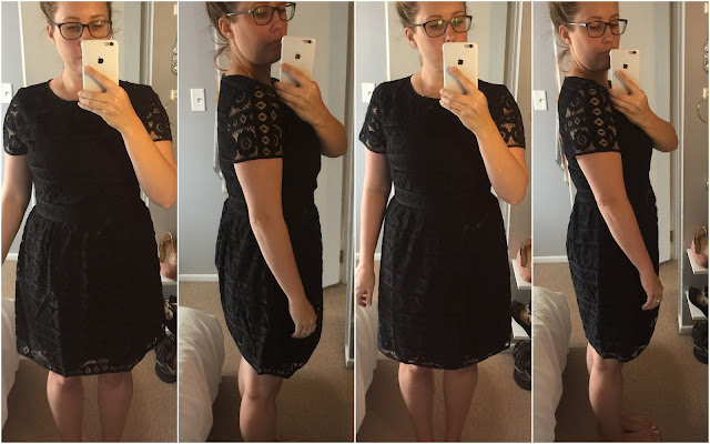 short-sleeve-lace-dress