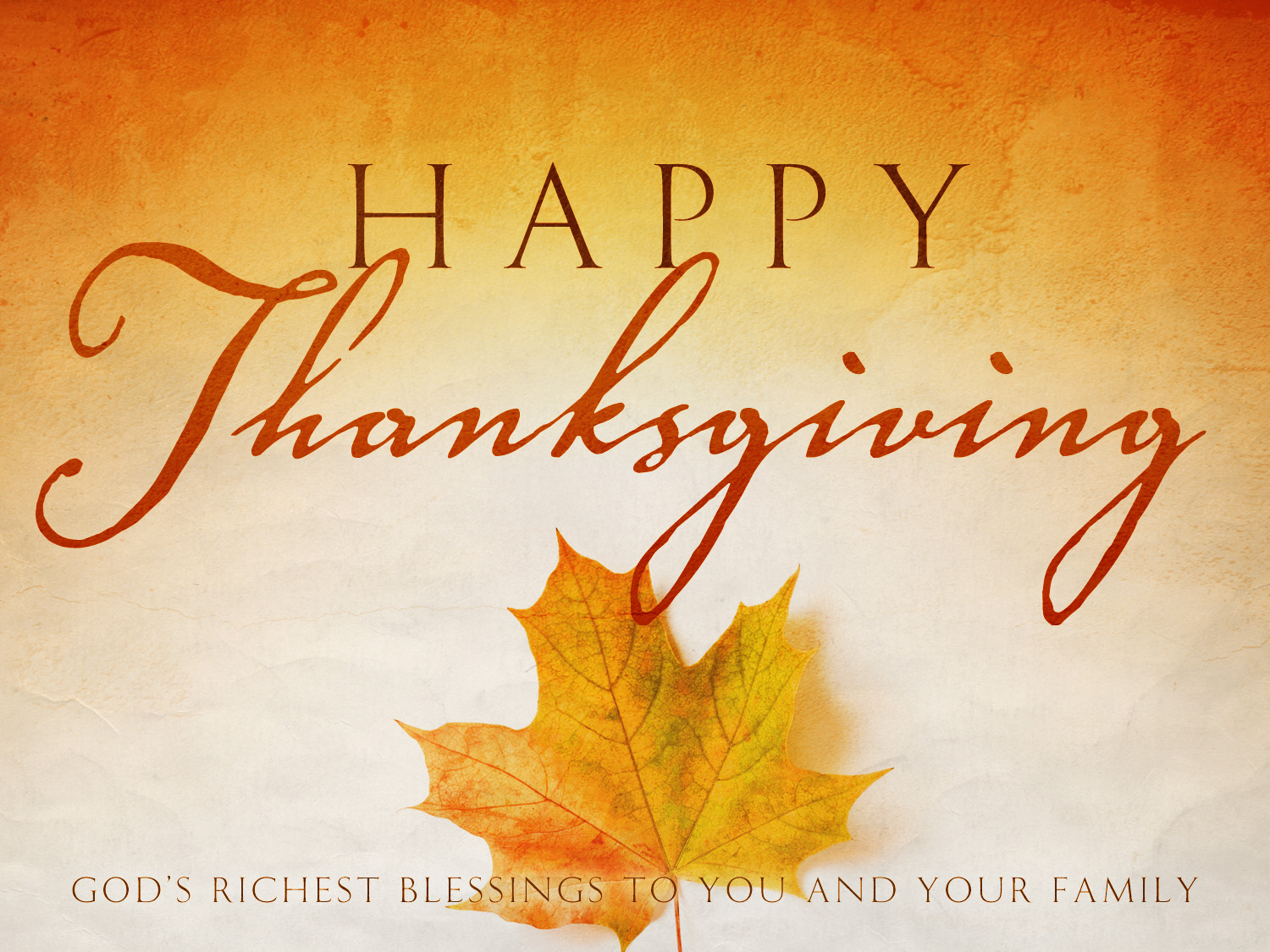 blessings on you and yours as you celebrate all the lord has done this . 1500 x 1125.Happy Thanksgiving Messages To Employees