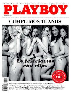Revista Playboy Argentina-Diciembre 2015 PDF Digital
