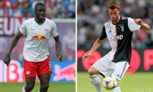 Reports: Arsenal Make Enquiries for Upamecano and Rugani