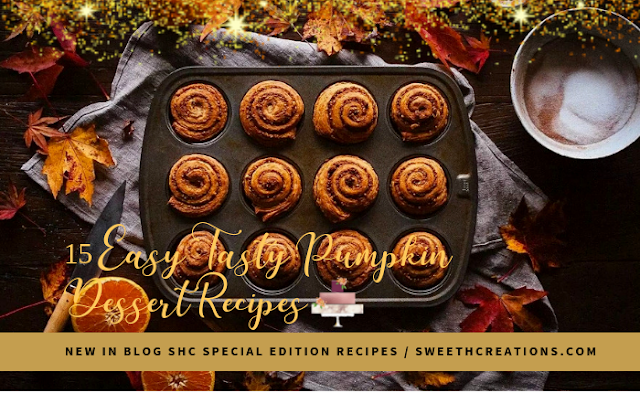 BLOG SHC SPECIAL EDITION RECIPES