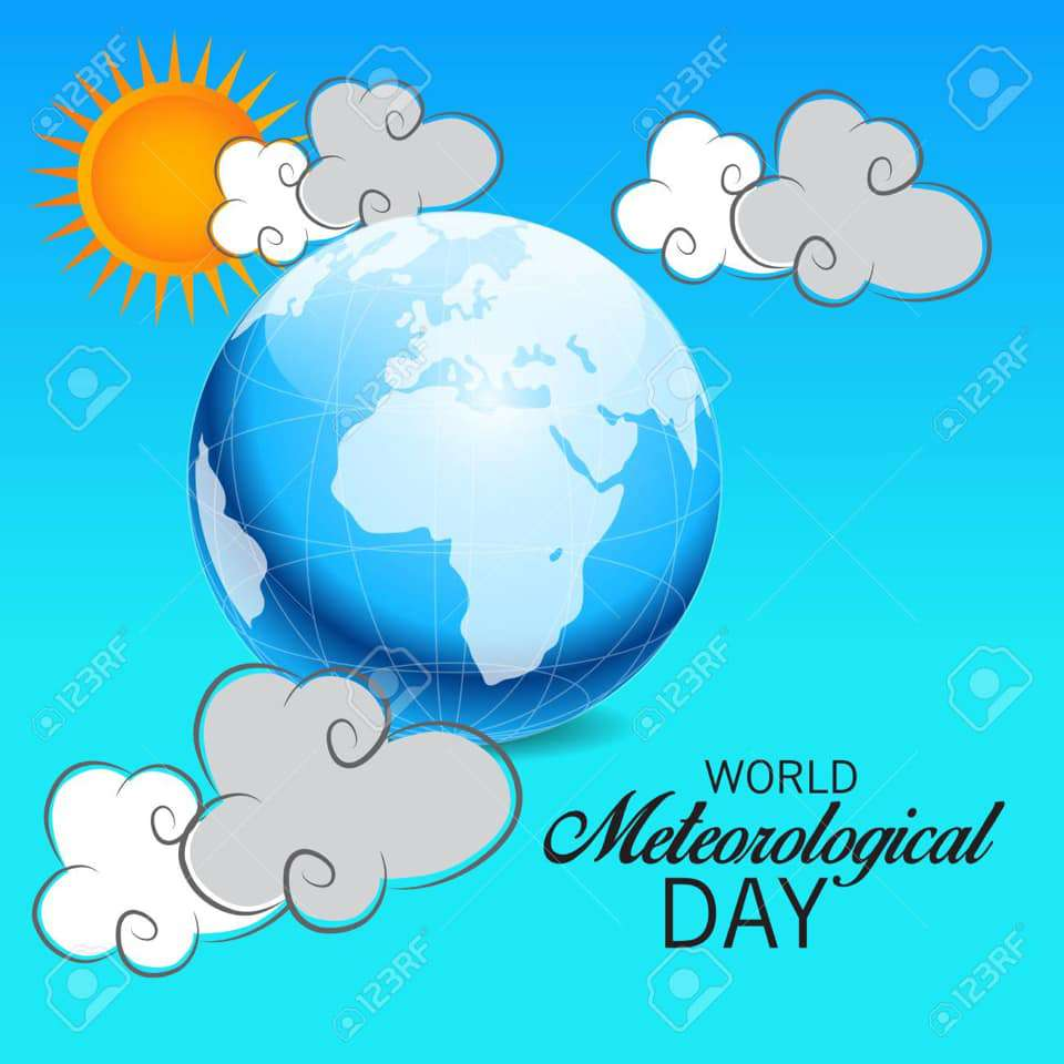 World Meteorological Day Wishes Unique Image