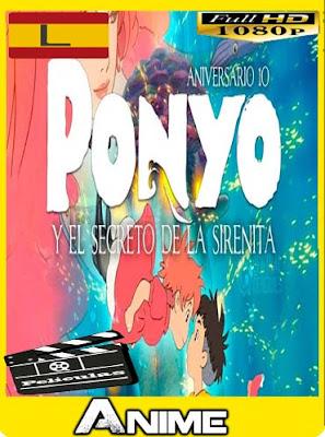 Ponyo y El Secreto De La Sirenita HD [1080P] latino [GoogleDrive-Mega]nestorHD