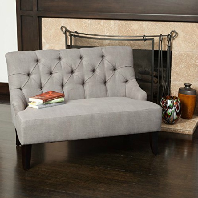 settee for a coffee house look in your home