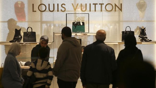 Pihak Louis Vuitton Akhirnya Buka Suara Soal Suplai Seragam Dinas DPRD Tangerang