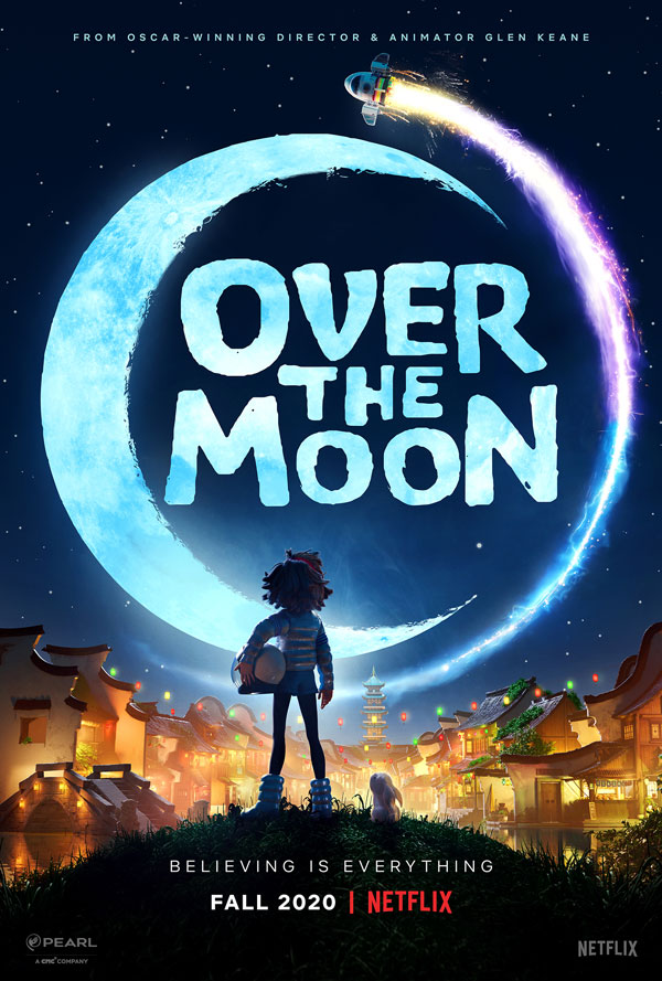 Netflix Originals Over the Moon