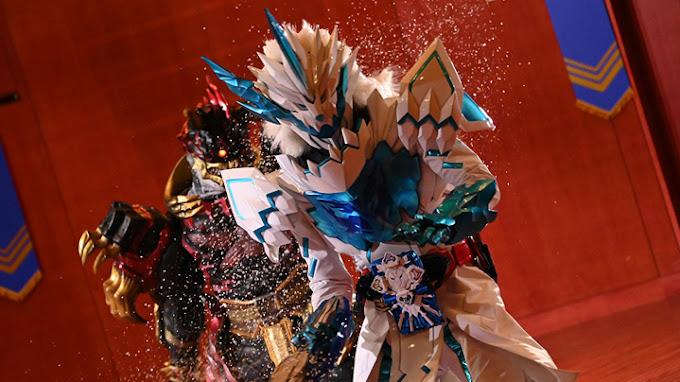 Kamen Rider Saber Episode 32 Subtitle Indonesia