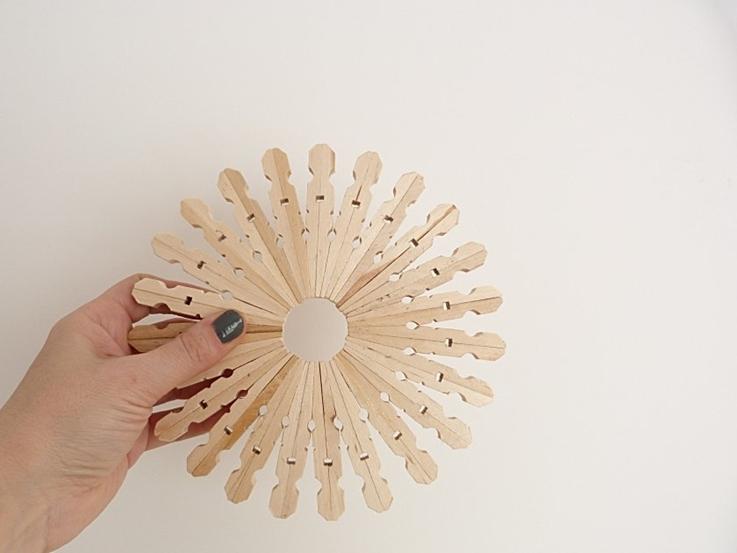 Salvamanteles handmade de estilo natural